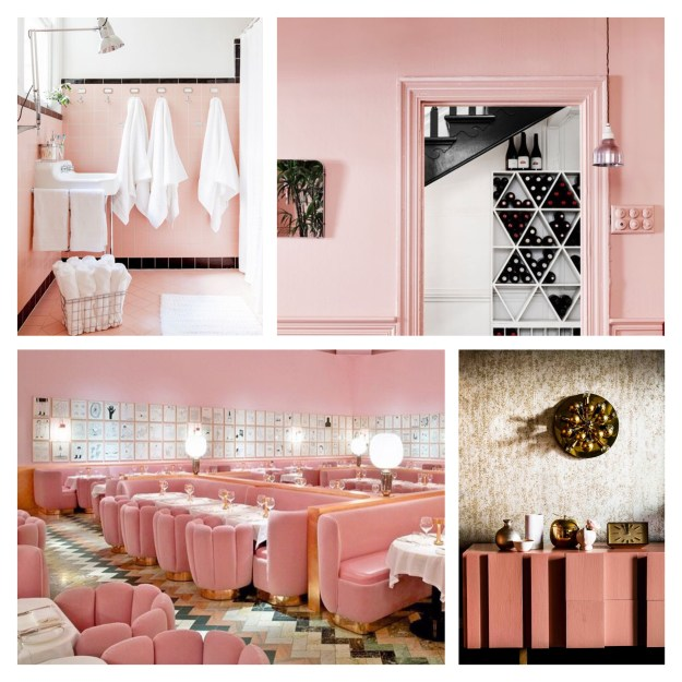 Think Pink! Interiors