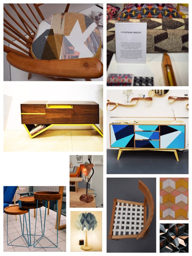 New Designers Show, interiors textiles round up 2016