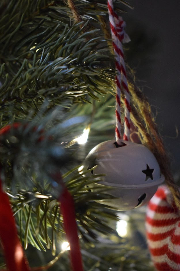 scandi tree decorations