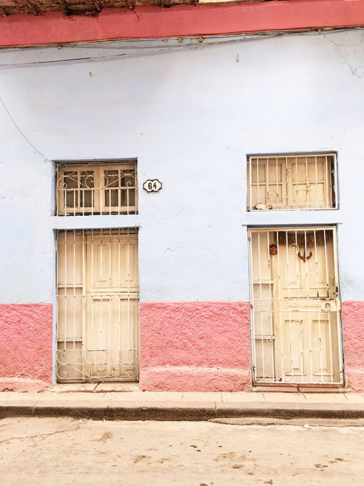 PINK inspiration in design and architecture, ideas for using pink interiors -SFgirlbybay cuba2-1