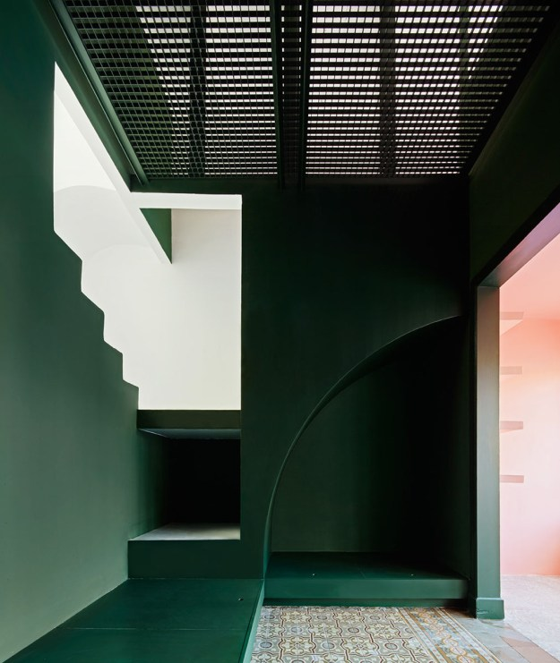 PINK inspiration in design and architecture, ideas for using pink interiors -casahorta_06