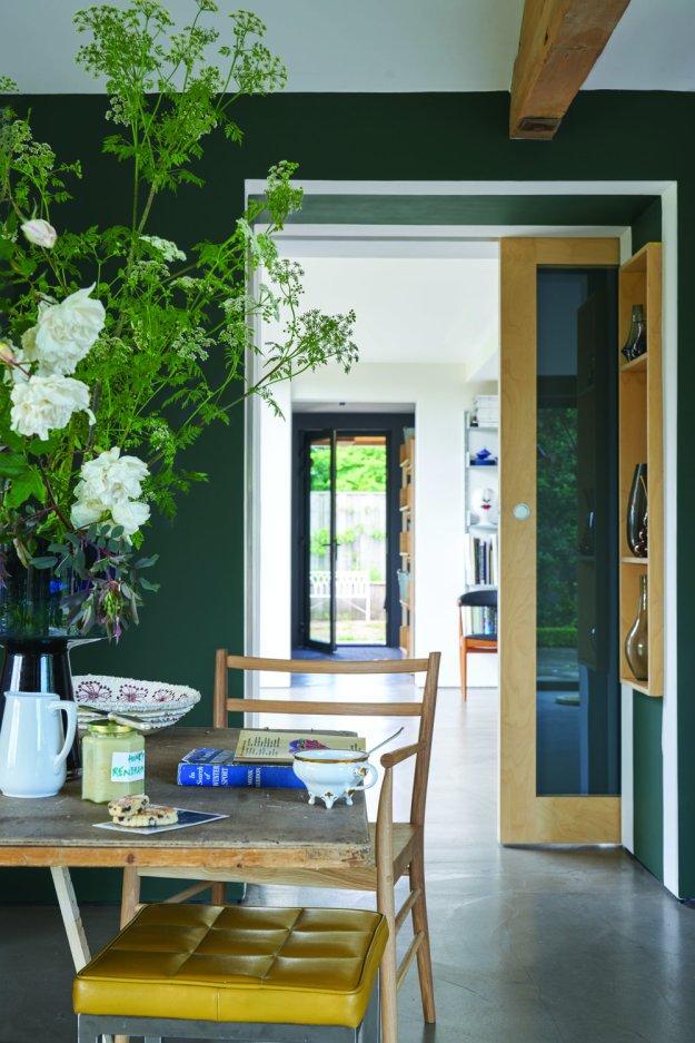 Farrow and Ball colour forecast 2017 Studio Green