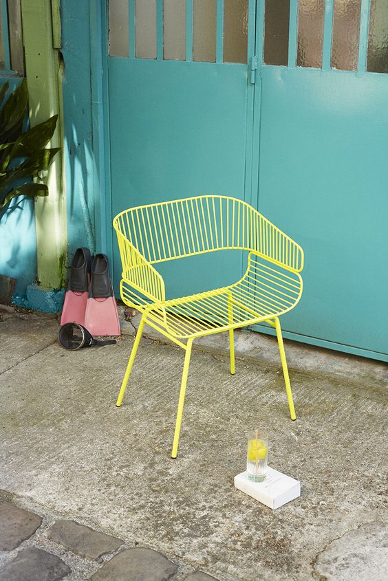 PETITE FRITURE outdoor chair