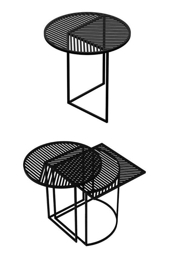 Petite Friture garden table