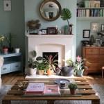 Eclectic Modern Bohemian Rustic Vintage Interior Decor