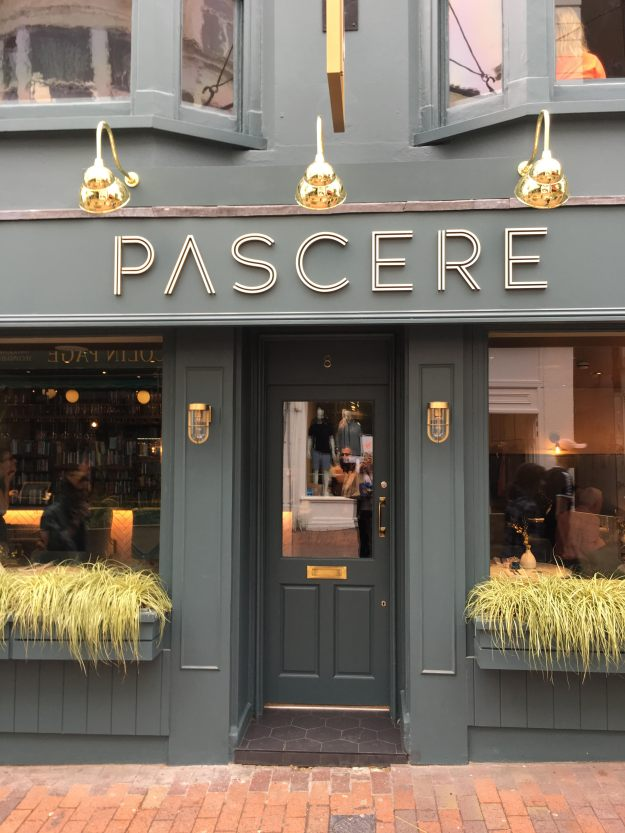 Pacere Brighton new restaurant design