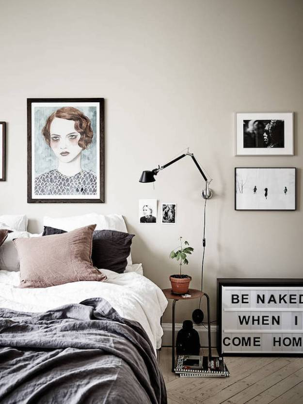 Colour The New Neutrals - Taupe, Greige and Clay, bedroom
