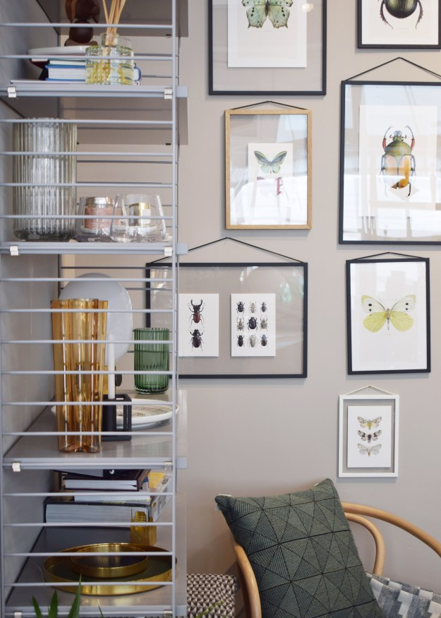 STYLING FOR LONDON DESIGN FESTIVAL 2017 WITH STRING SHELVING AND SKANDIUM.