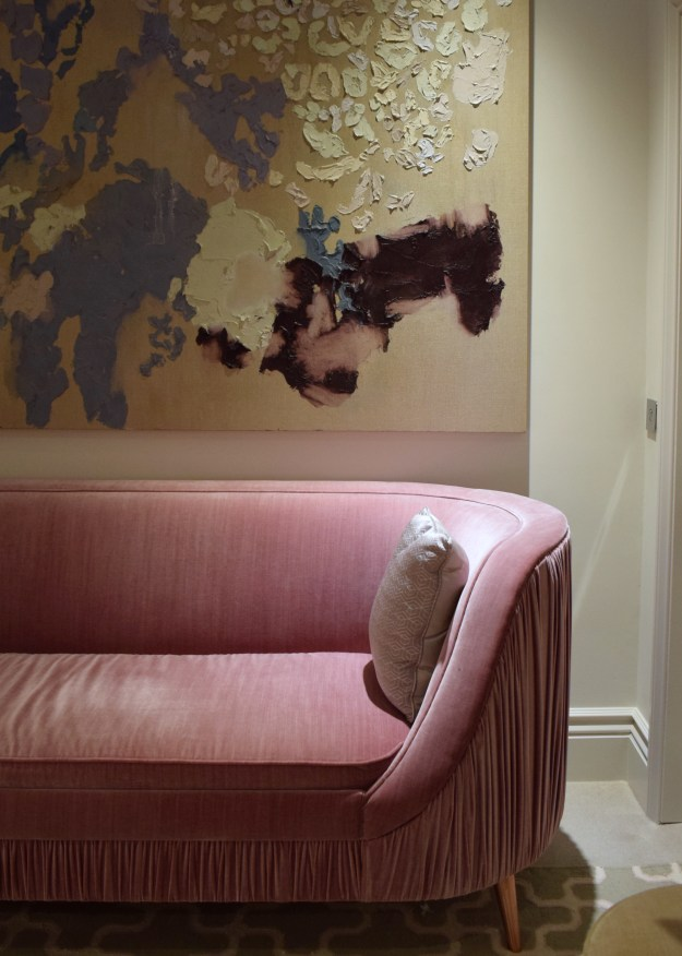 Holiday House London Design Show House 2017 Breast Cancer research, Iggi Interior Design