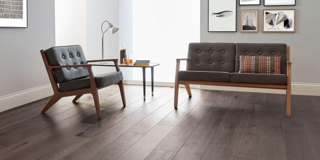 Natural wood flooring solutions from Woodpecker flooring, interior design and inspiration Goodrich