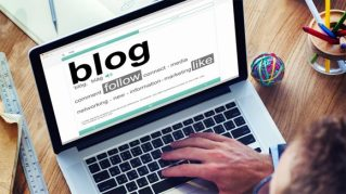 how to start a blog site