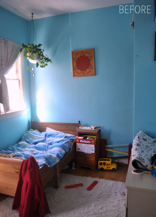 Before & After Bedroom Makeover For Three Kids  Design