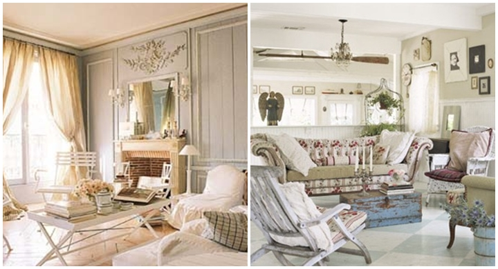 SHABBY CHIC  Design Sprout