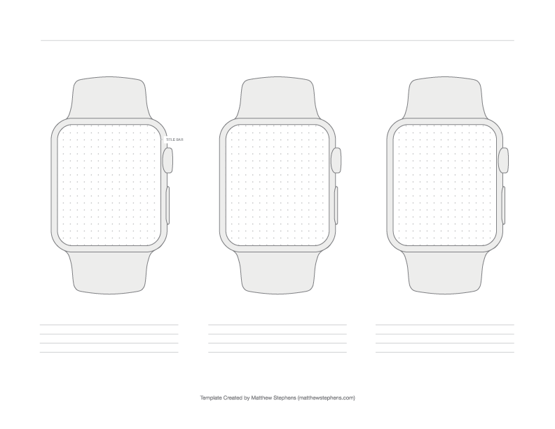 Free-Apple-Watch-Wireframe-Template