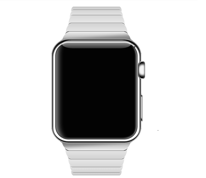 Pure-CSS-Apple-Watch