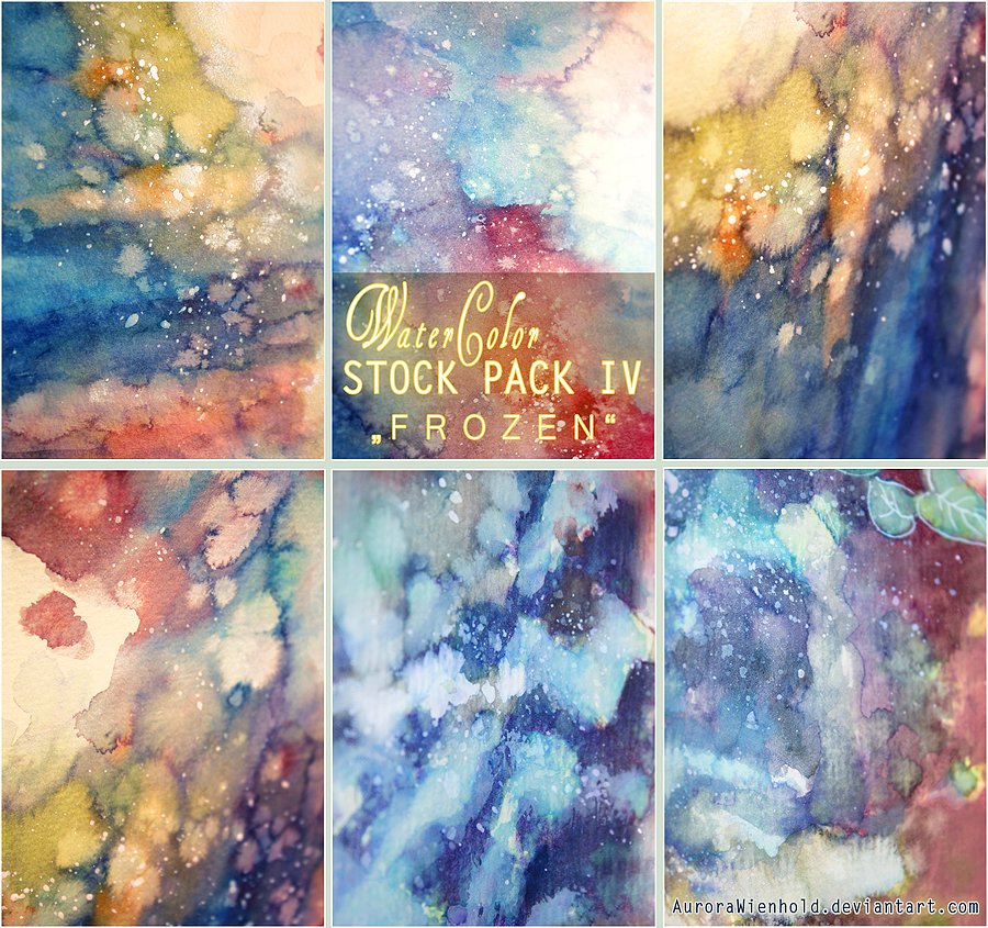 Watercolor Texture Images
