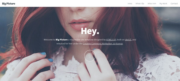 Big-Picture-HTML5-UP