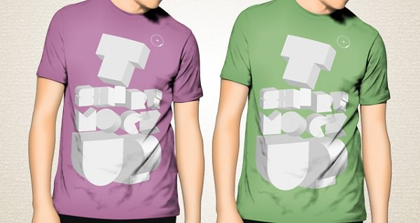 Free-t-shirt-template-psd