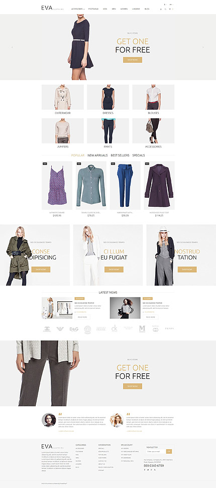 Store-e-Commerce-Themes