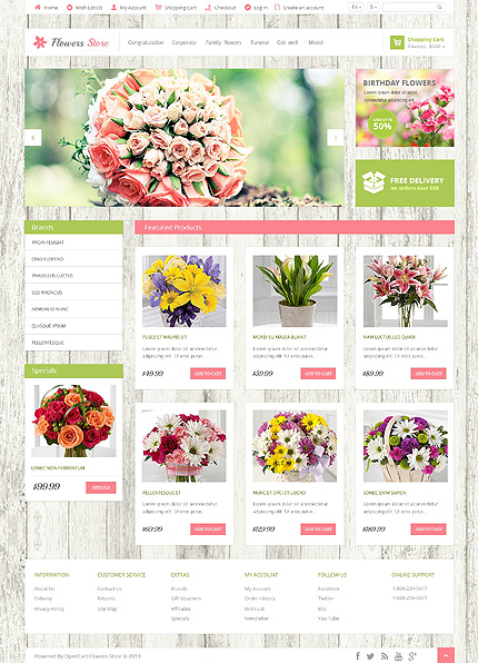 Responsive-e-Commerce-Themes