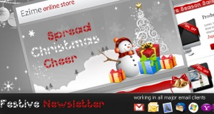 Festive-NewsLetter-Christmas-Template