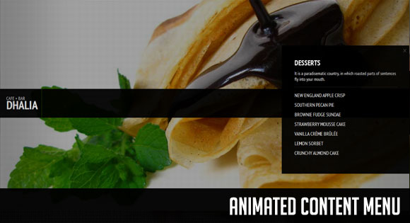 Animated-Content-JQuery-Navigation
