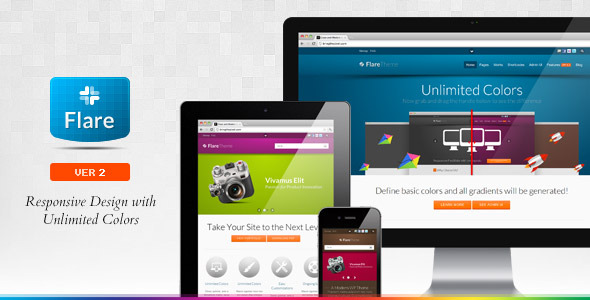Flare-Responsive-wordpress-theme