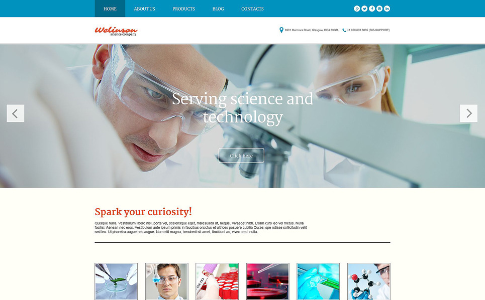 Math-wordpress-theme