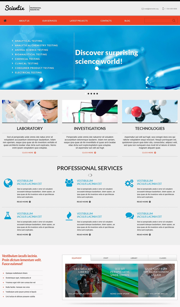 Professional-Researches-Wordpress-Theme