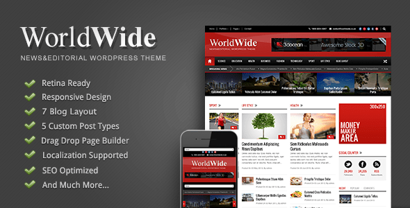 World-Wide-Responsive-WP-Theme
