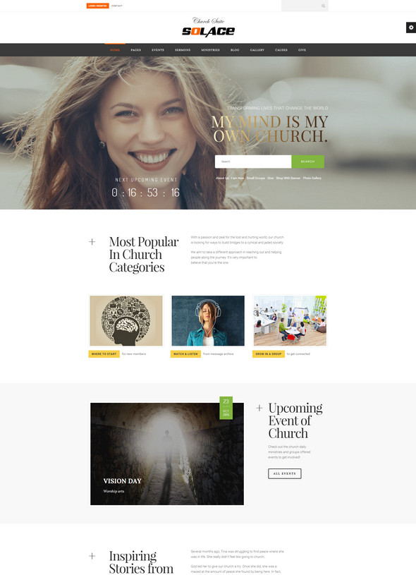 chruch-suite-wordpress-theme