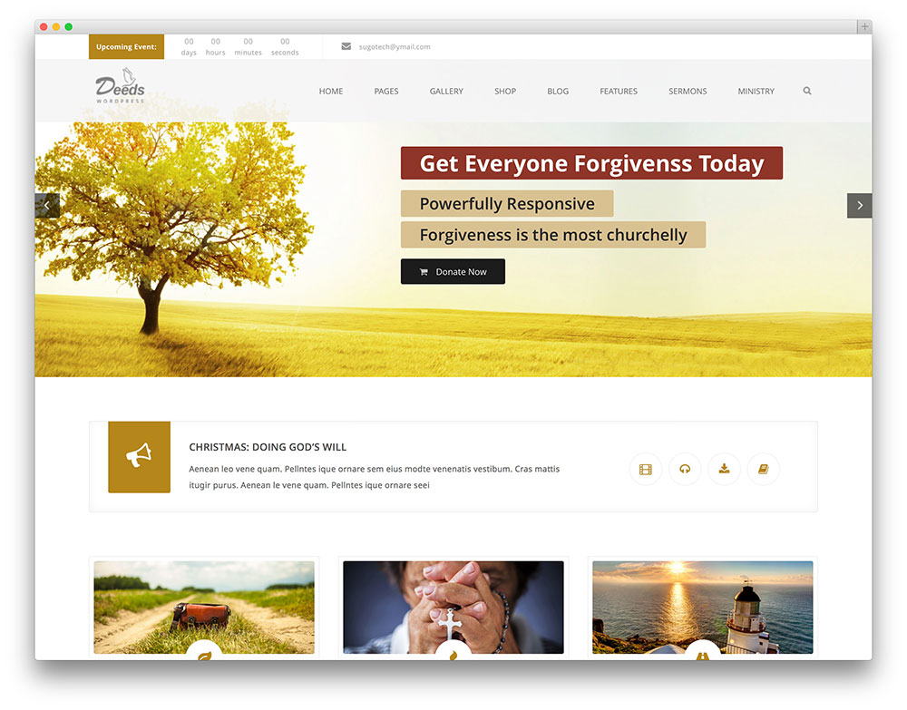 deeds-church-wordpress-theme