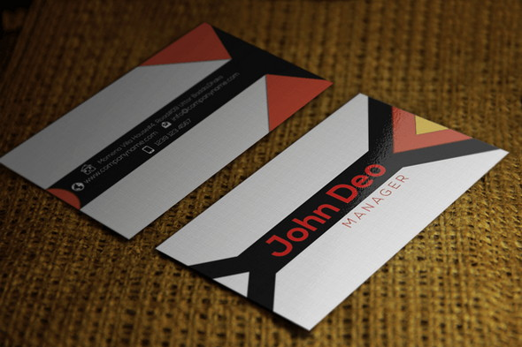 Modern-Business-Card
