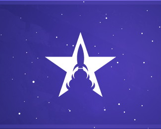 Star-Rocket-creative-logos