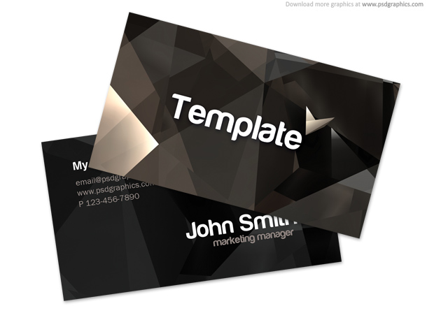 Stylish-PSD-business-card-template