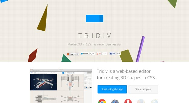 Tridiv-css3-transition-effects