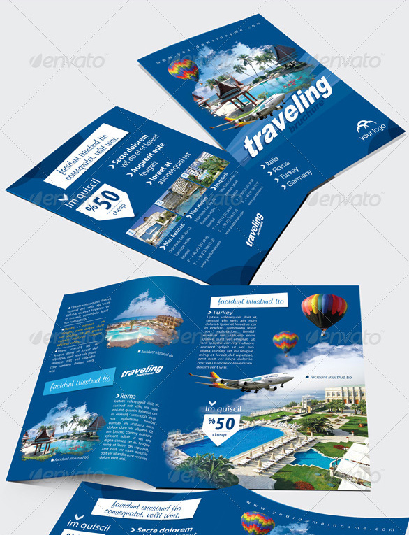 best stylish brochures template