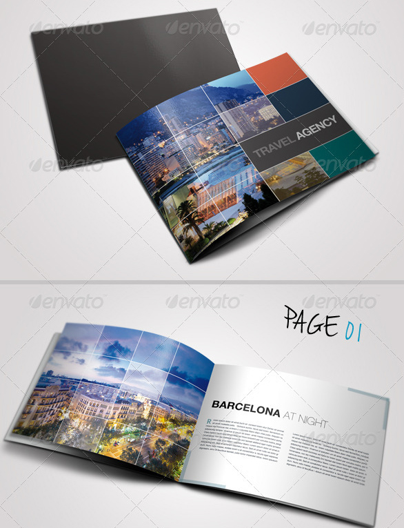business brochure Tourist Brochure Templates