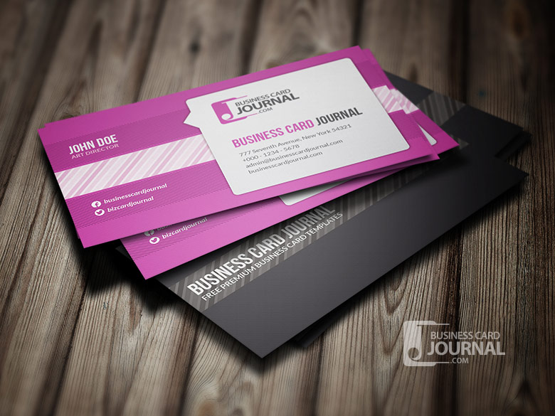 creative-speech-bubble-PSD-business-card-template