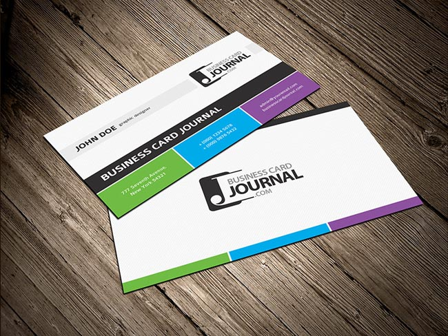 modern-tricolor--business-card-template