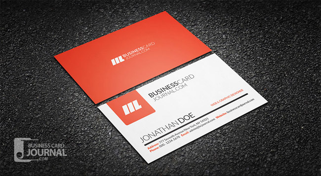 60 best free psd business card templates 2017 simple clean creative business card template colourmoves