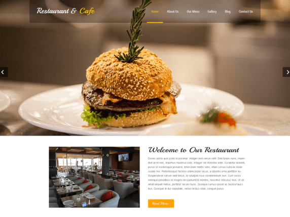 food-wordpress-theme