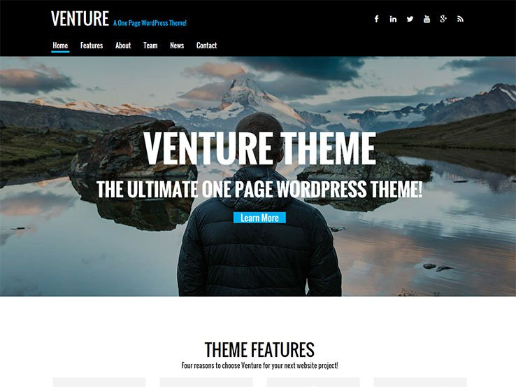 Free Portfolio WordPress Themes