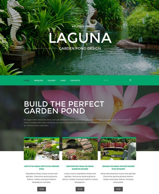 Garden-Pond-Design-Template