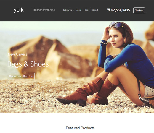 website yolk