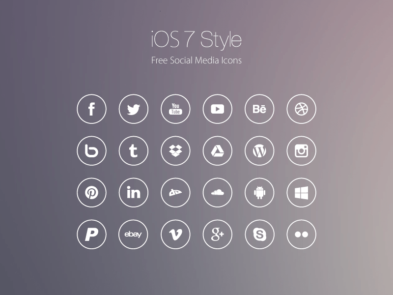 ios9-style-flat-social-icons