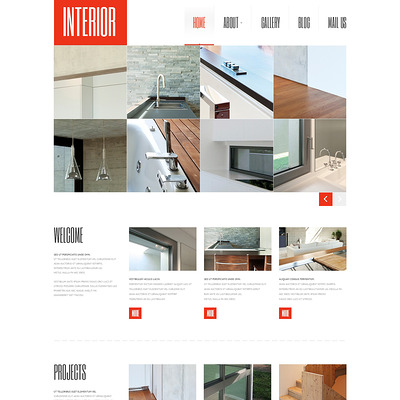 Best interior design wordpress theme 2