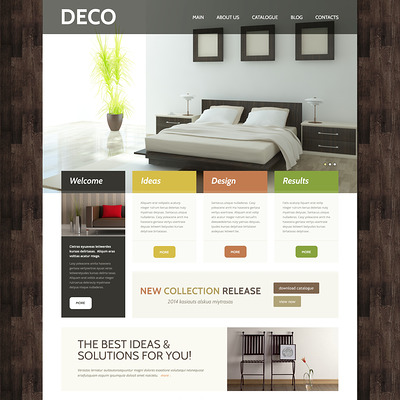 Best interior design wordpress theme a
