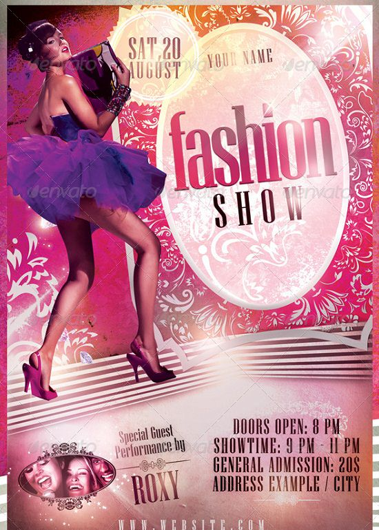 Fashion-Show-Flyer