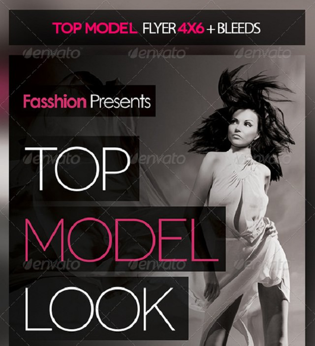 Fashion-Top-Model-Flyer-Template